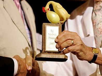 Lista Premi IGNOBEL 2014
