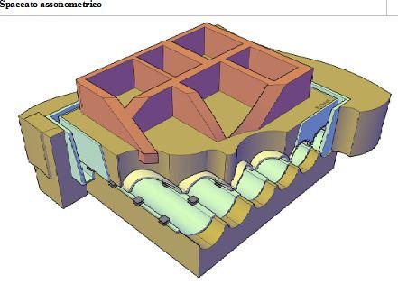 Brevetto: Struttura di isolamento sismico di edifici esistenti