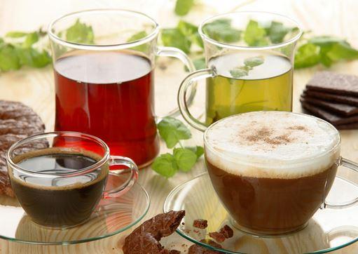 caffèe  tè