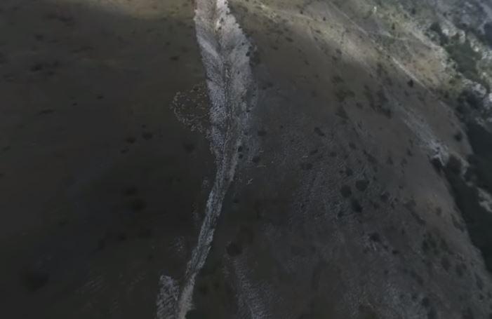INGV: la faglia del sisma di Amatrice a 360 gradi