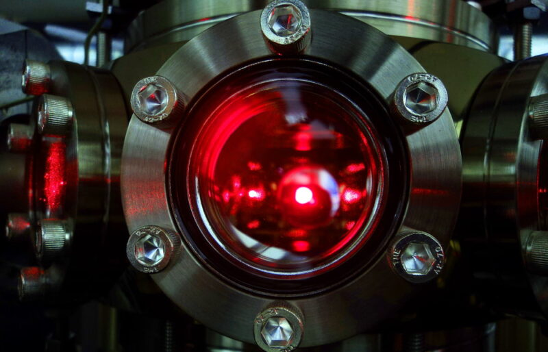 Una 'maionese quantistica' di atomi e molecole