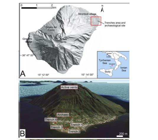 INGV: 3 tsunami di età medievale riconosciuti a Stromboli