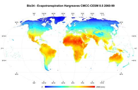 Comprendere la distribuzione futura delle specie: nuovi dati per i biogeografi