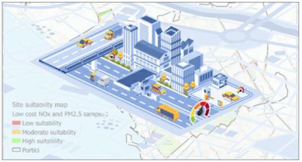 Ambiente: da ENEA metodo innovativo e low cost per monitorare la qualità dell'aria in città