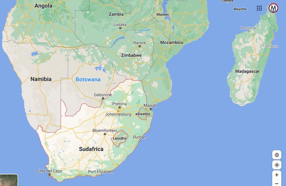 Sudafrica: l'aumento delle temperature costerà fino al 20% del PIL pro capite