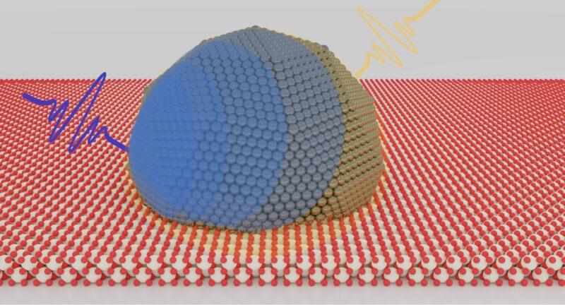 Luce e nanoparticelle per una catalisi verde