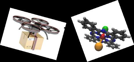 """I """"droni molecolari"""" aprono a nuove frontiere di materiali"""
