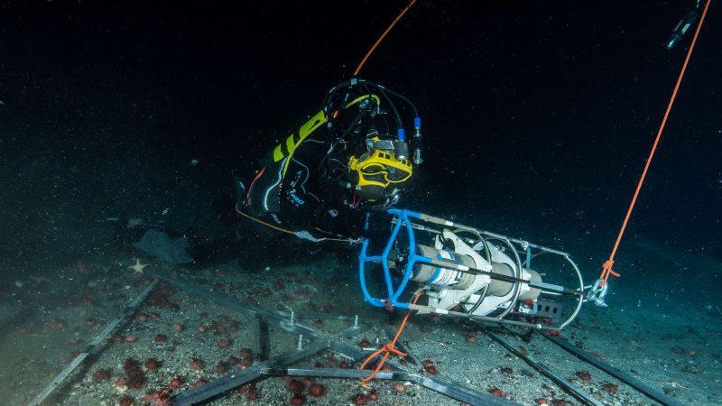 Clima: Antartide, primi dati dal laboratorio sottomarino del Mare di Ross